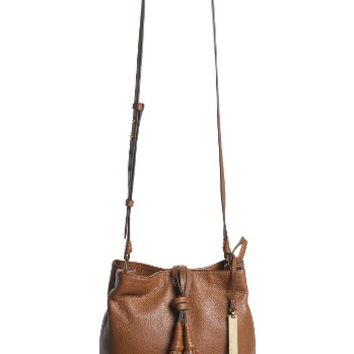 Vince Camuto Taro Leather Crossbody Bag | Nordstrom