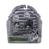 Frankenweenie Edgar and Wererat Action Figures, Not Mint - Bridge Direct - Frankenweenie - Action Figures at Entertainment Earth