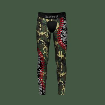 Baseball Predator Tights for Kids