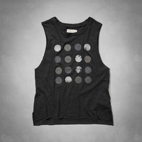 Dot Graphic Tank