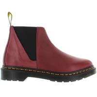 Dr. Martens Bianca - Burgundy Leather Dual Gore Pull-On Boot