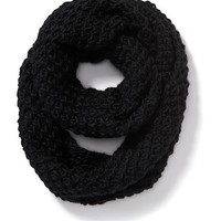 Honeycomb-Stitch Infinity Scarf for Women | Old Navy