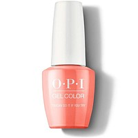 OPI GelColor - Toucan Do It If You Try 0.5 oz - #GCA67