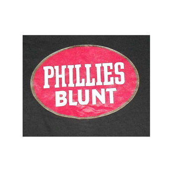 Vintage 90s Phillies Blunt T Shirt Large Fruit of the Loom