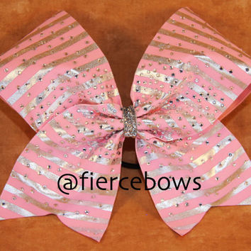 Victoria's Not So Secret Cheer Bow