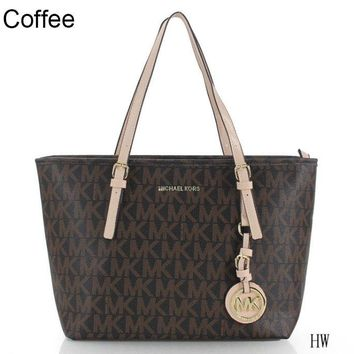 LV Fashion Casual Women Shopping Bag Leather Tote Handbag Satchel Bag Coffee G-MYJSY-BB