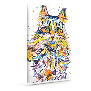 "Rebecca Fischer ""Leo"" Outdoor Canvas Wall Art"