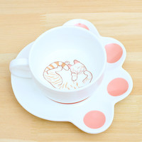 Drinks On Sale Hot Deal Hot Sale Cute Coffee Home Decor Cats Innovative Cartoons Lovely Coffee Cup Pottery Cup [8789875463]