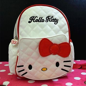New Cute Hello kitty Girl  Backpack Bag Purse GS-A0911 Kids