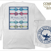 The Southern Shirt Company – Bow Tie Tee | Southern Class Clothiers - Southern Class Clothing