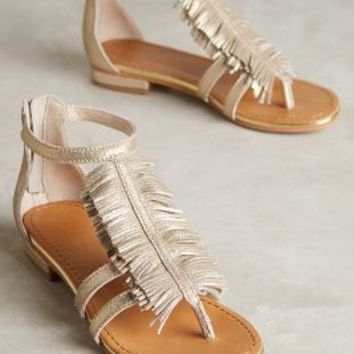 Lien.Do by Seychelles Paz Fringed Sandals