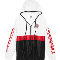 Ohio State University Anorak Full-Zip - PINK - Victoria's Secret