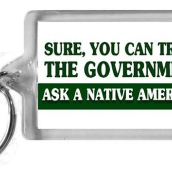 Sure You Can Trust the Government Keychain