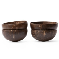Original Coconut Bowls: Set of 4