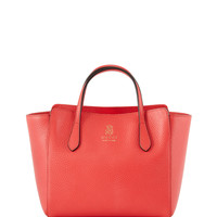 Girls' Pebbled-Leather Tote Bag - Gucci