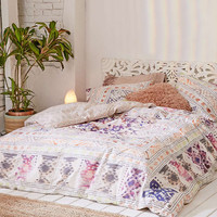 Evie Medallion Duvet Cover - Urban Outfitters