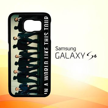 Backstreet Boys BSB Z0125 Samsung Galaxy S6 Case