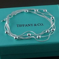 TIFFANY Women Fashion Chain Bracelet Ornaments