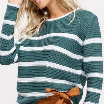 Winterfresh Pullover Sweater