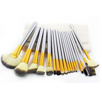 Beauty Hot Sale On Sale Hot Deal Make-up 18-pcs Soft Postma Make-up Brush [9647072399]