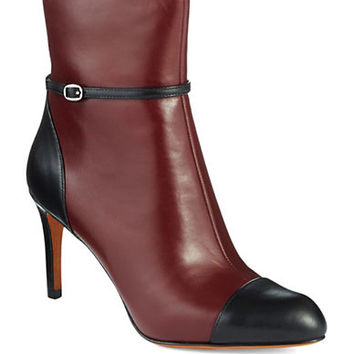 Marc By Marc Jacobs Colorblock Booties