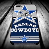 Dallas Cowboys, NFL team for iPhone 4/4s/5/5s/5c/6/6 Plus Case, Samsung Galaxy S3/S4/S5/Note 3/4 Case, iPod 4/5 Case, HtC One M7 M8 and Nexus Case ***