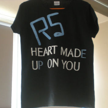 R5 Heart Made Up On You T-Shirt
