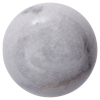 """Round Marble Knobs, 1.25"""", Set of 4, Cabinet & Drawer Knobs"""