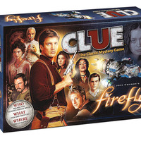 Clue: Firefly Edition (New)
