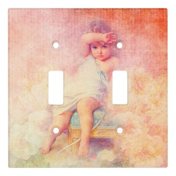 Angel Light Switch Cover