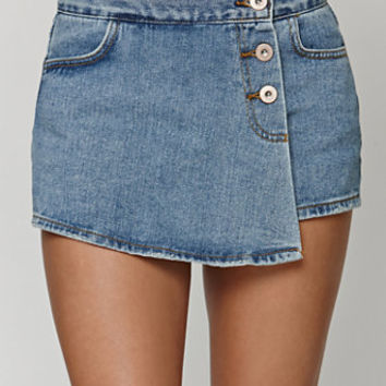 Bullhead Denim Co Denim Skort at PacSun.com