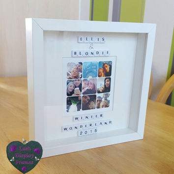PERSONALISED - GIFTS - KEEPSAKES - memories - days out - Your Own Pictures- Special Occasion - Birthday - wedding - Anniversary - love