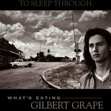 What's Eating Gilbert Grape 27x40 Movie Poster (1993)