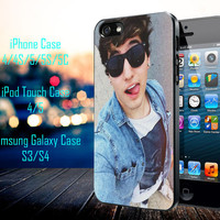 Jc Caylen Style Samsung Galaxy S3/ S4 case, iPhone 4/4S / 5/ 5s/ 5c case, iPod Touch 4 / 5 case
