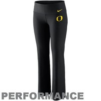 Nike Oregon Ducks Women's Logo Performance Pants - Black