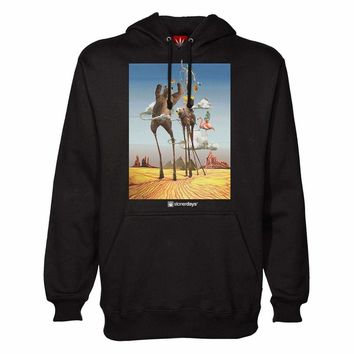 THE TEMPTATIONS OF STONERDAYS HOODIE