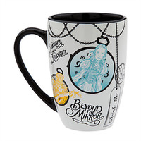 disney alice through the looking glass live action film ceramic coffee mug new