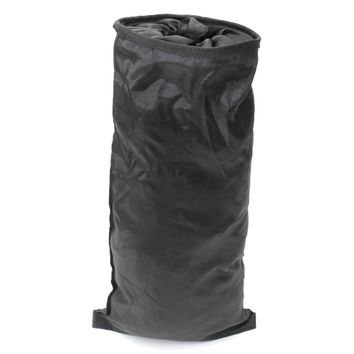 New 210D Oxford Black Seat Bags Waterproof Travel Storage Hanging Bag Stowing Tidying Car Trash Can Bin Garbage