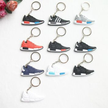 Silicone NMD Key Chain