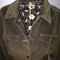 Eddie Bauer Corduroy Jacket from Fashion Gypsies