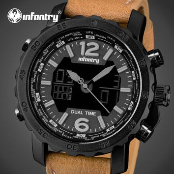 Infantry Watch Men Big Dial Waterproof