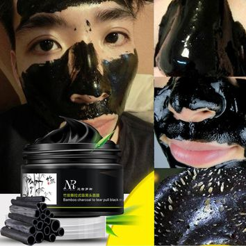 Charcoal Black Head Removing Face Mask