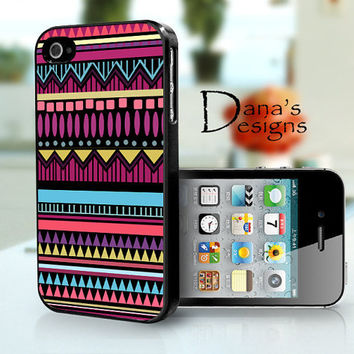 Native American tribal 68 - iPhone 4S and iPhone 4 Case Cover