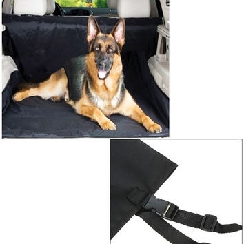 Water Resistant Protective Car Boot Liner Dust Dirt Protector Cover Waterproof Pet Dog Mat = 1945926980