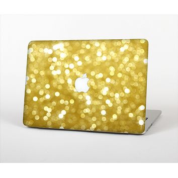 The Bright Golden Unfocused Droplets Skin Set for the Apple MacBook Air 13""