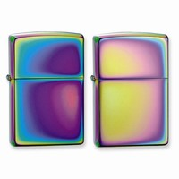 Zippo Variation Spectrum Lighter - Engravable Personalized Gift Item