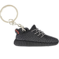 YZY 350 Pirate Black Keychain