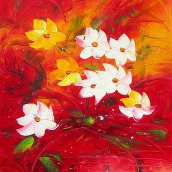 Sugar and Spice Oil Painting