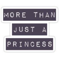 More than just a princess T-Shirts & Hoodies
