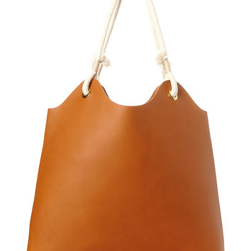 THE HORSE THE EVERYDAY WOMENS LEATHER BAG - TAN